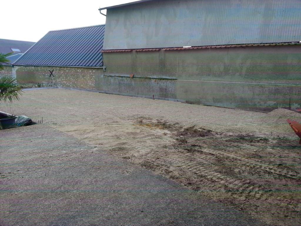 extension du garage  9410