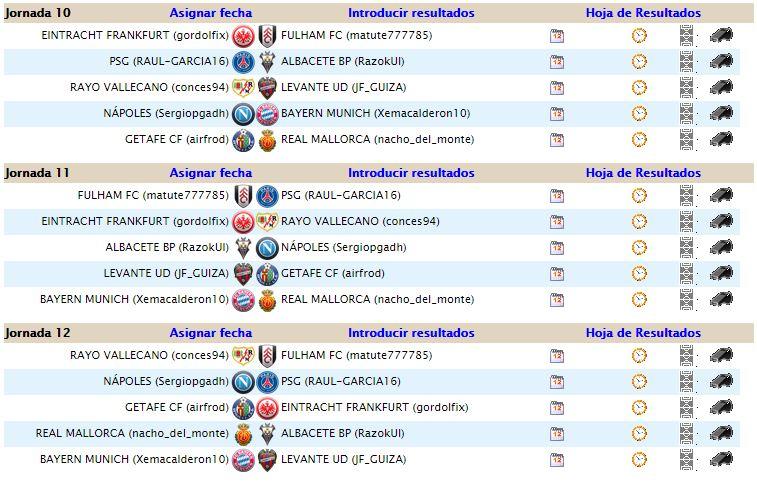 JORNADAS 10, 11 Y 12 J211