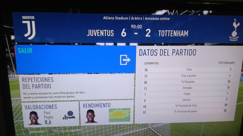 Amistoso Juventus 6-2 Tottenham, 07/01/2019 Photo_12