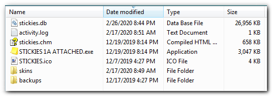 FF&F AND -allowmultiple STICKIES CONFIGURATION Screen11