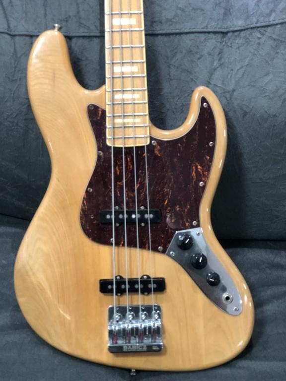 Baixo SX Jazz Bass - Ponte Babicz Img_3810