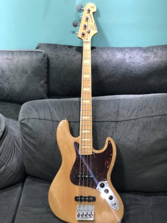 Baixo SX Jazz Bass - Ponte Babicz Img_3812