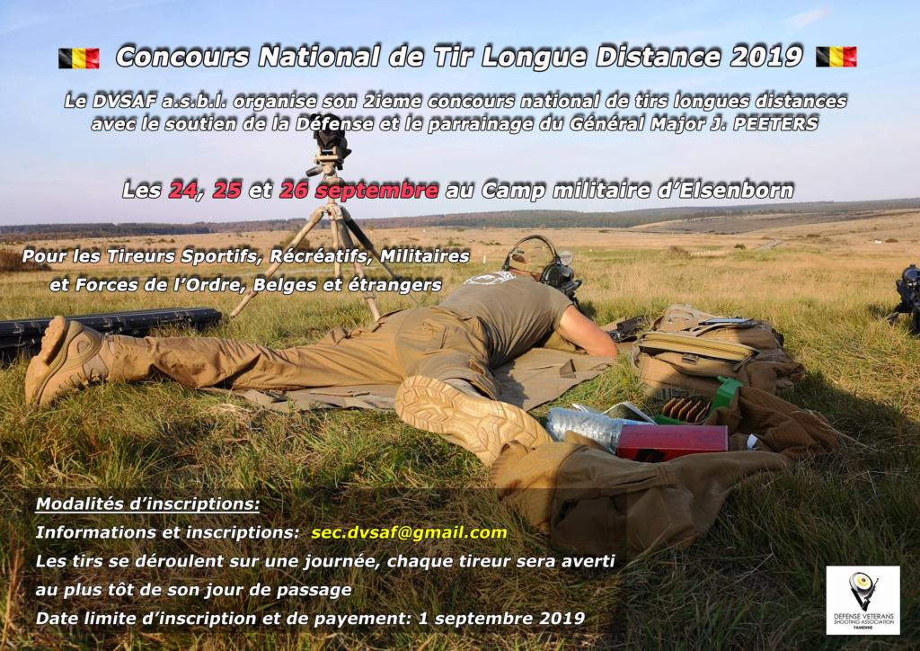 Deuxieme Concours National TLD de Belgique Affich10
