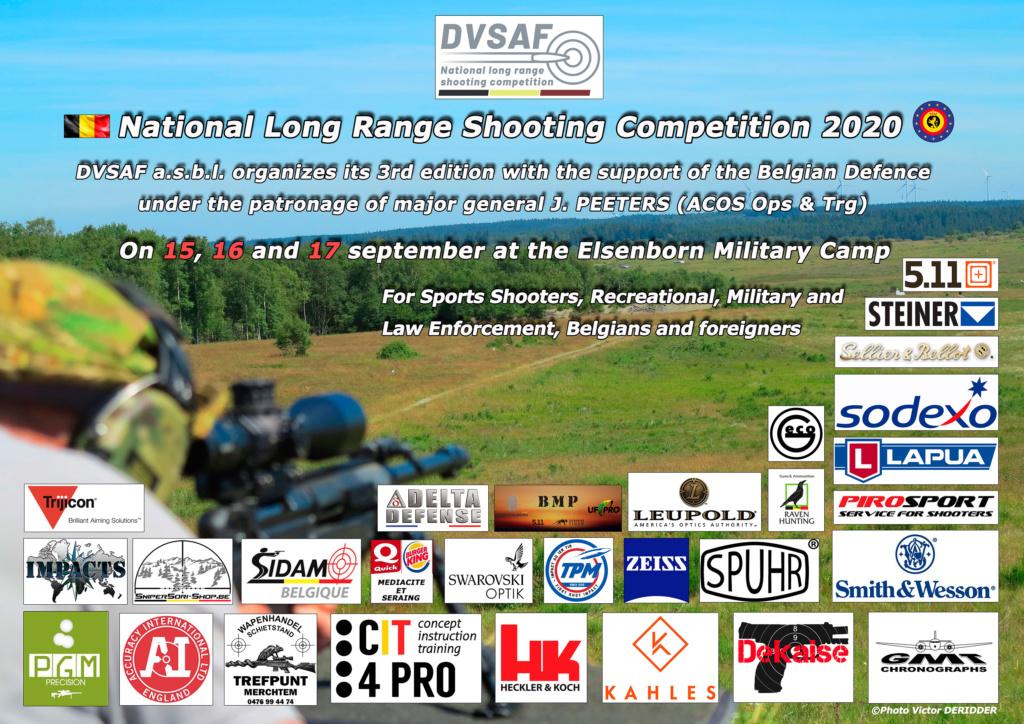 3 ieme Concours National de Tir longue Distance de Belgique Affich11