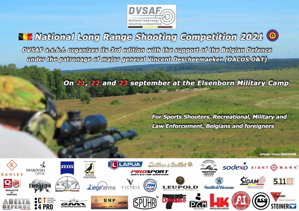 3 ieme Concours National de Tir longue Distance de Belgique  Affich15