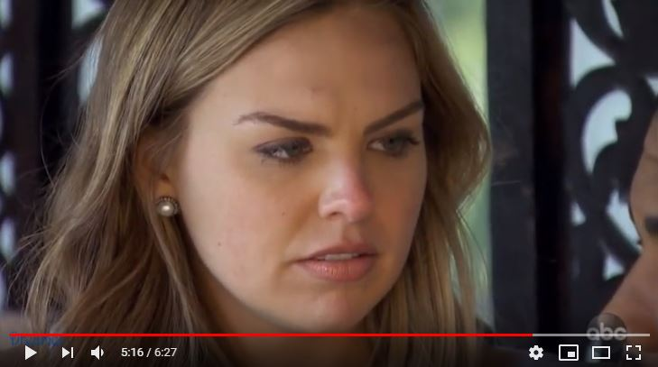 Bachelorette 15 - Hannah Brown - ScreenCaps - *Sleuthing Spoilers* -  - Page 46 302612