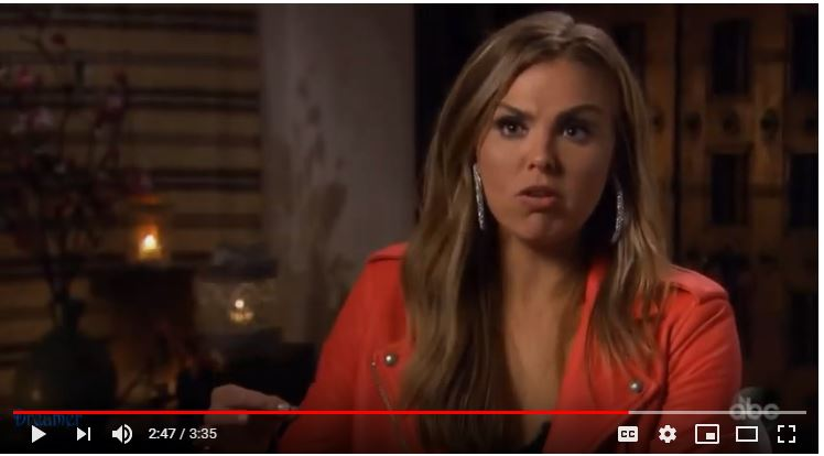 Bachelorette 15 - Hannah Brown - SCaps - NO Discussion - *Sleuthing Spoilers* Cc3710