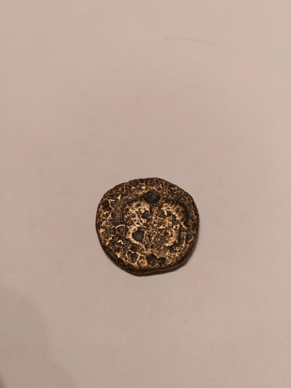 As de Tarraco, época de Tiberio. IVLIA AVGVSTA DRVSVS CAES TRIB POT IV, C-V-T. Cabezas afrontadas de Druso y Livia. Img_2012