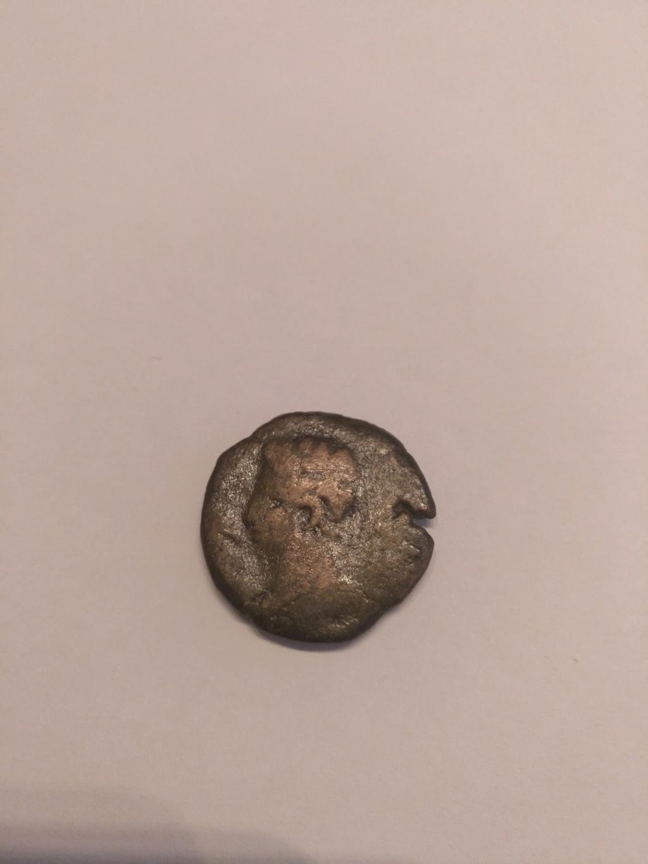 As de Colonia Patricia, época de Augusto. COLONIA PATRICIA dentro de corona. Img_2021