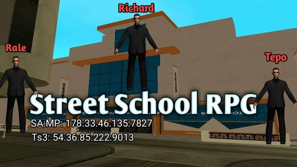 STREET SCHOOL COMMUNITY