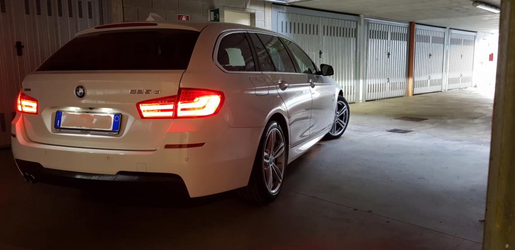 RobyBS vs. la sua BMW ! ... Mattin10