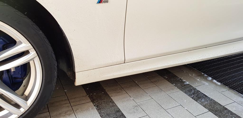 RobyBS vs. la sua BMW ! ... Sporco12