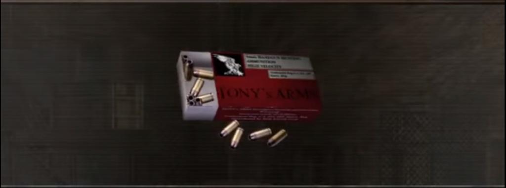 Municion de pistola Re3 Style. 12312311