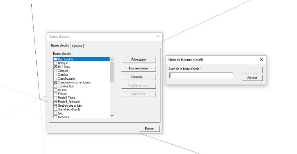 [ SKETCHUP ] avoir les barres d'outils figées Barre_10