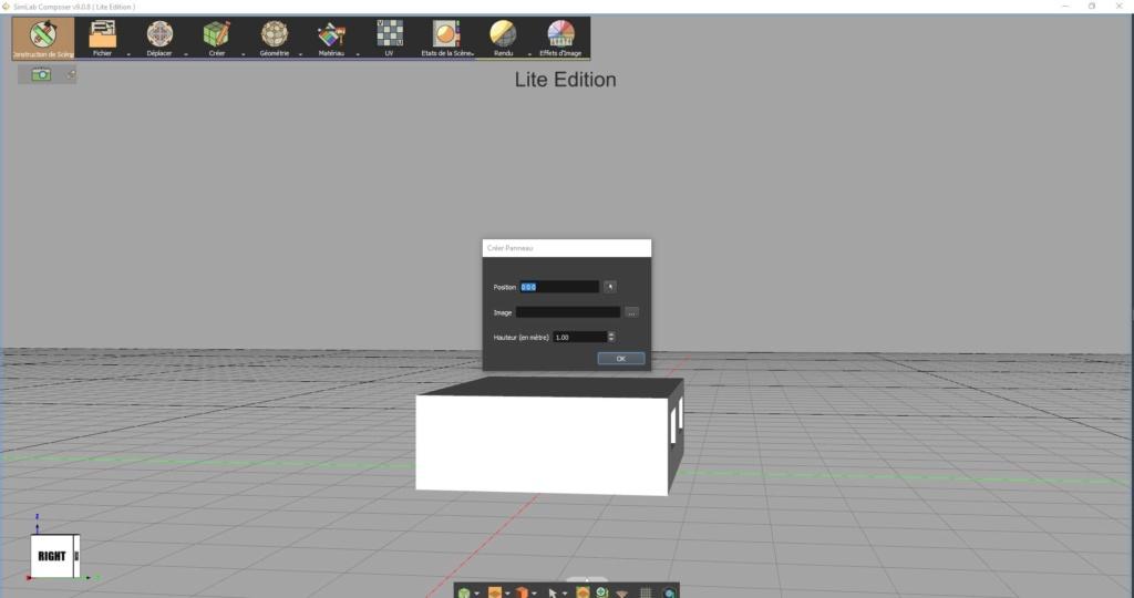 [ SKETCHUP ] Tut SimLab Composer Light pour SketchUp - Page 6 Captur22