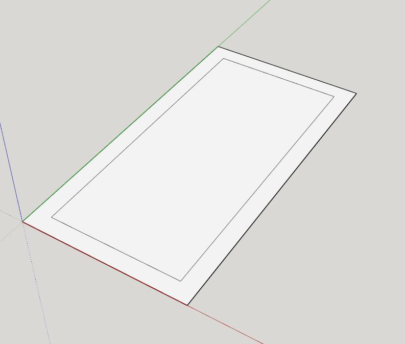 [ SKETCHUP généralité ] Projet de travaux maison Captur62