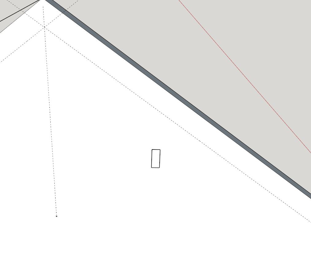 [ SKETCHUP généralité ] Projet de travaux maison Captur65