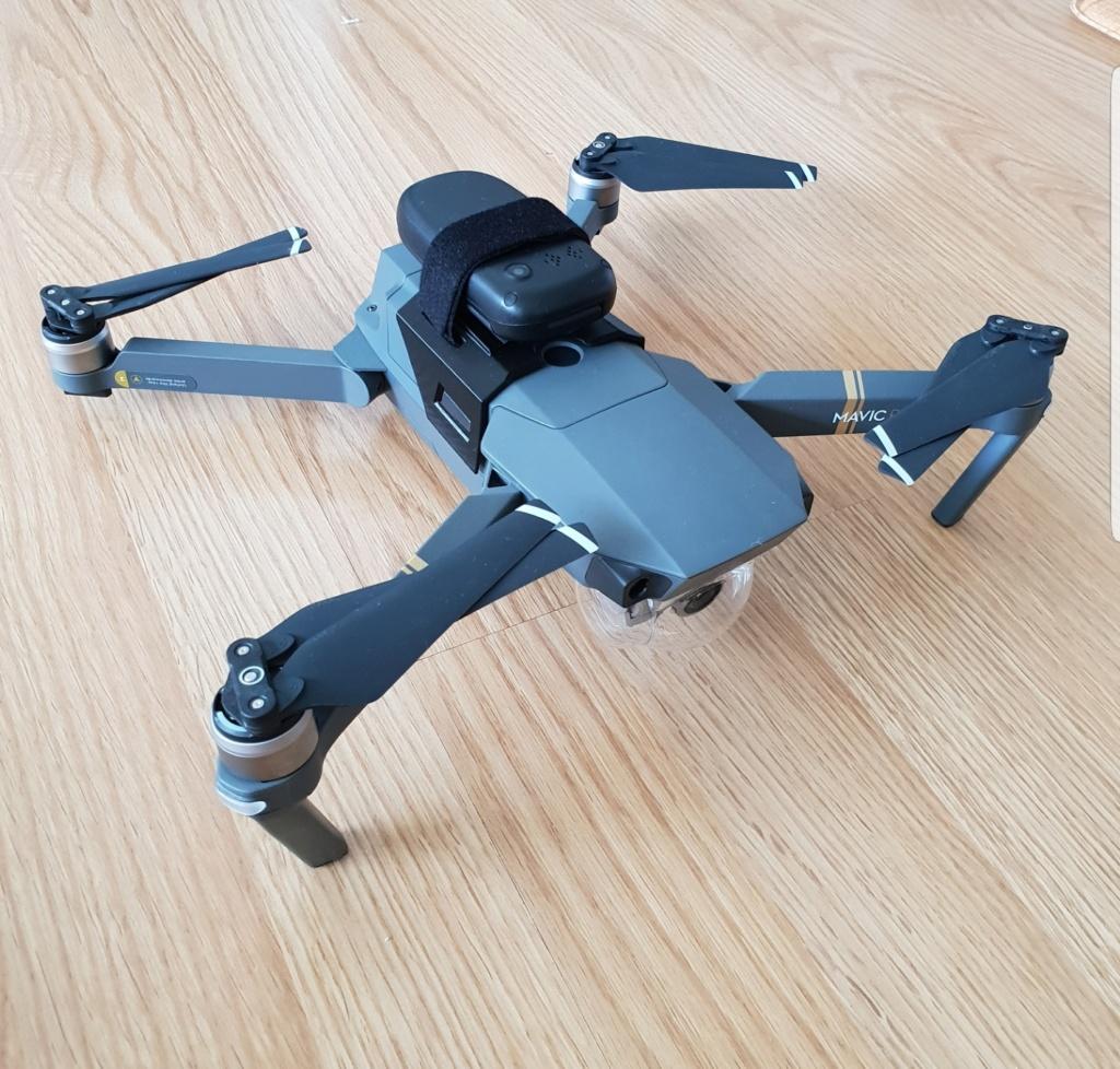 Module strobe et sonore pour retrouver votre drone en cas de flyaway Screen11