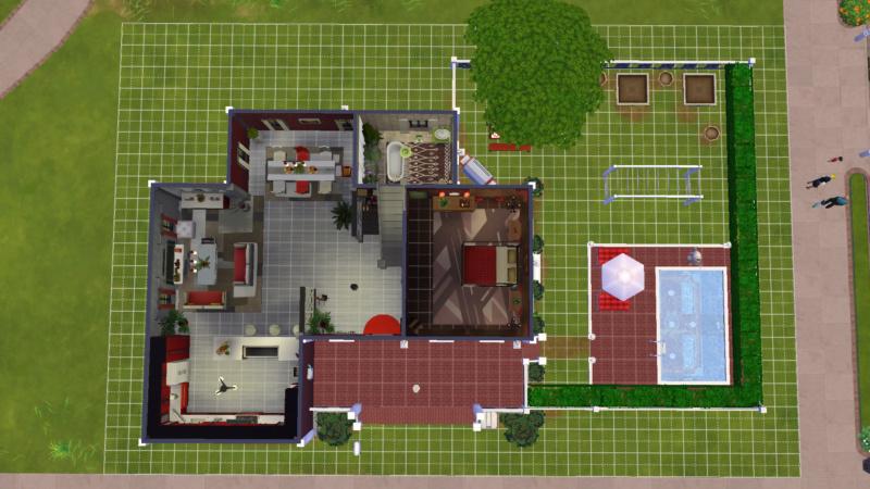 Dům s přesným rozvržením  20_e9_20