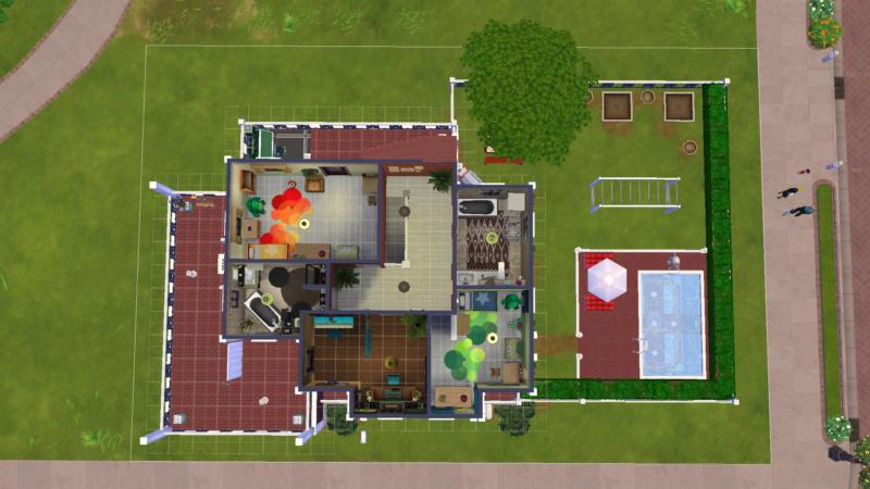 Dům s přesným rozvržením  20_e9_21