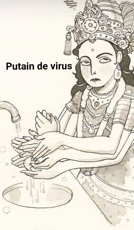 Coronavirus, complots moisis, balivernes, sornettes et coquecigrues - Page 4 90428610