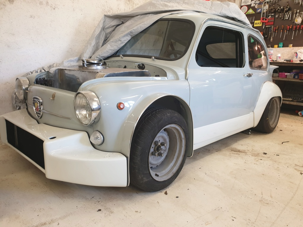 ABARTH 1000 TCR replica u izradi - Page 32 20200411