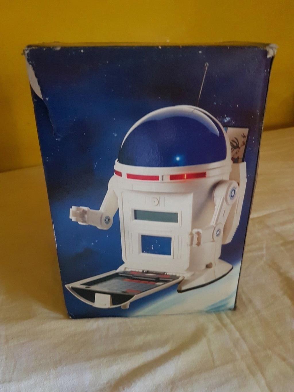 ROBOT VINTAGE TELEMACO COME NUOVO CON SCATOLA 210