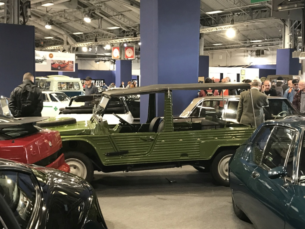 2019 - retromobile Dacca710