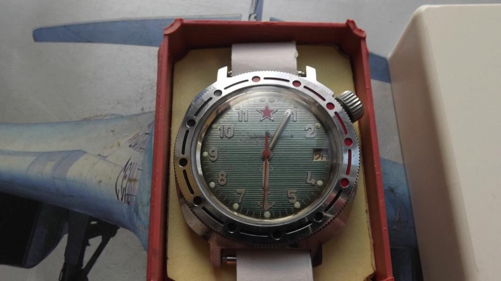 """Vostok """"sous-marins"""" _57_7210"""