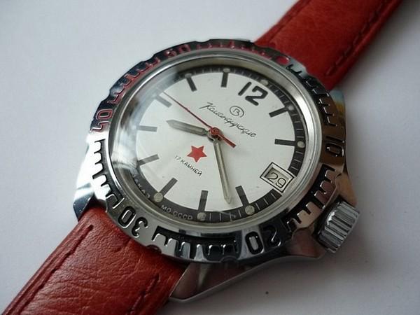 """Vostok """"25 ans de la VAZ"""" P1030710"""