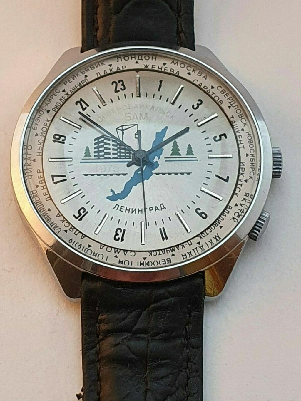 Les Raketa 24 heures soviétiques (2e partie: Les 2623.H spéciales) Raketa10