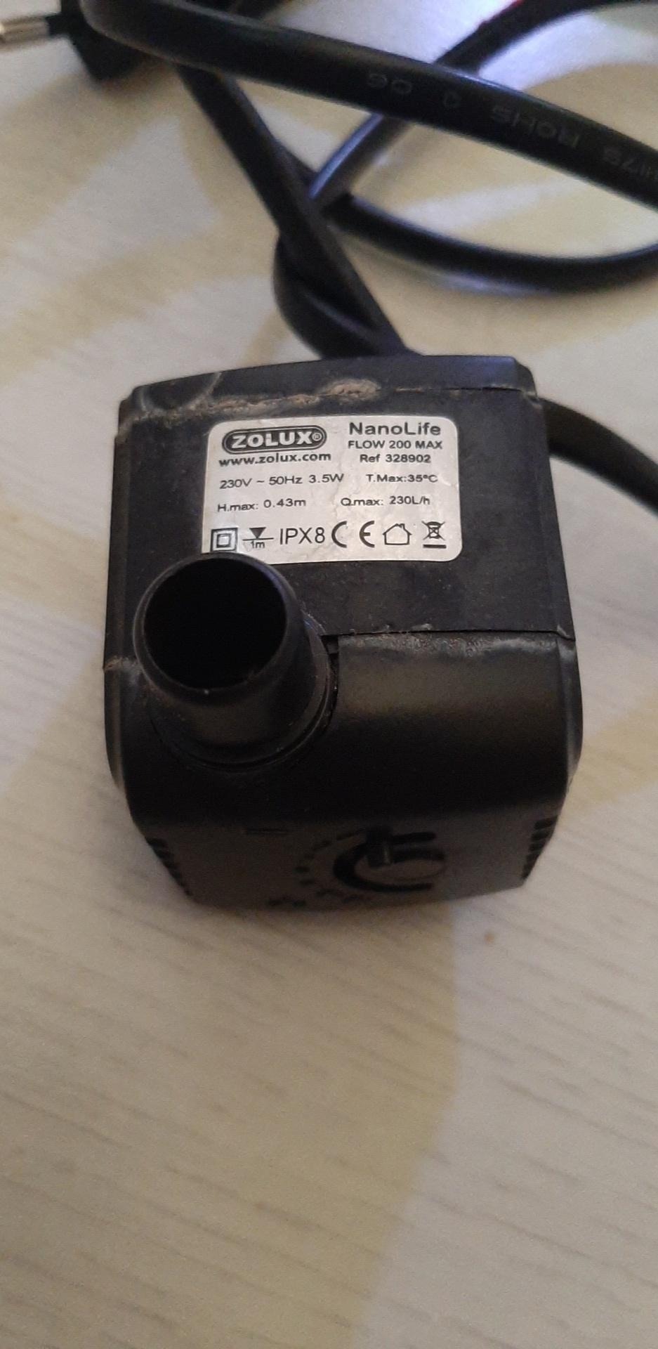 Ajout d'une pompe de brassage dans le 160L Snapch43