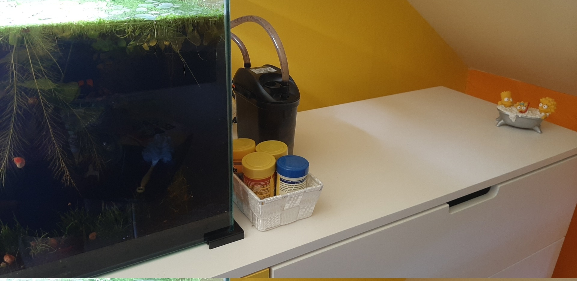[RÉSOLU] Déplacer un aquarium de 30 litres Snapch60