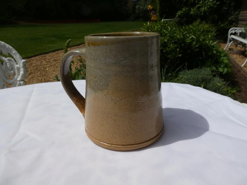 Stoneware Mug- Michael Mosse, Llanbrynmair Pottery P1000913