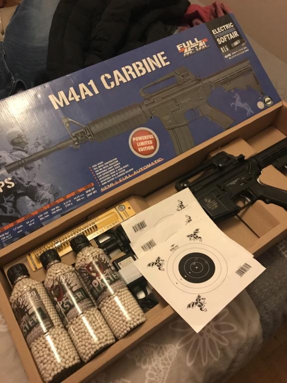 Vend M4A1 Colt full metal A6c13910