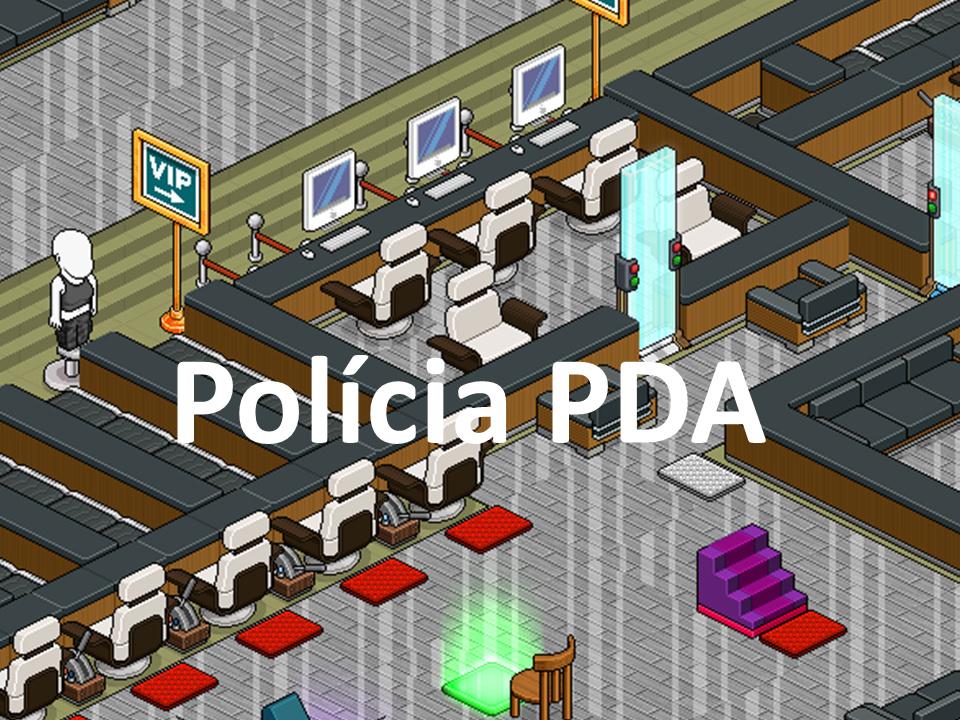 PDA-Polícia De Alistamento