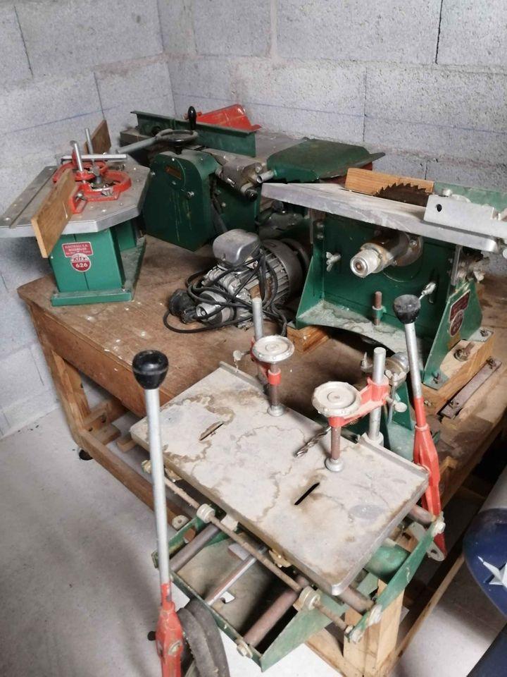 Questions avant achat d'un lot de machines Kity 11956910