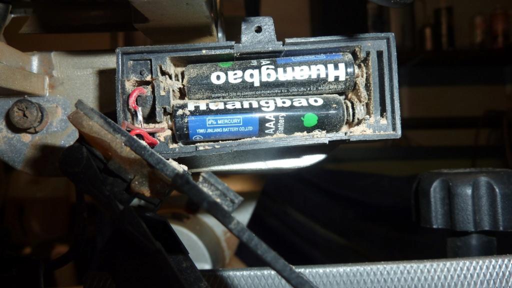 Révision scie a onglet FOX F36 252A P1120118