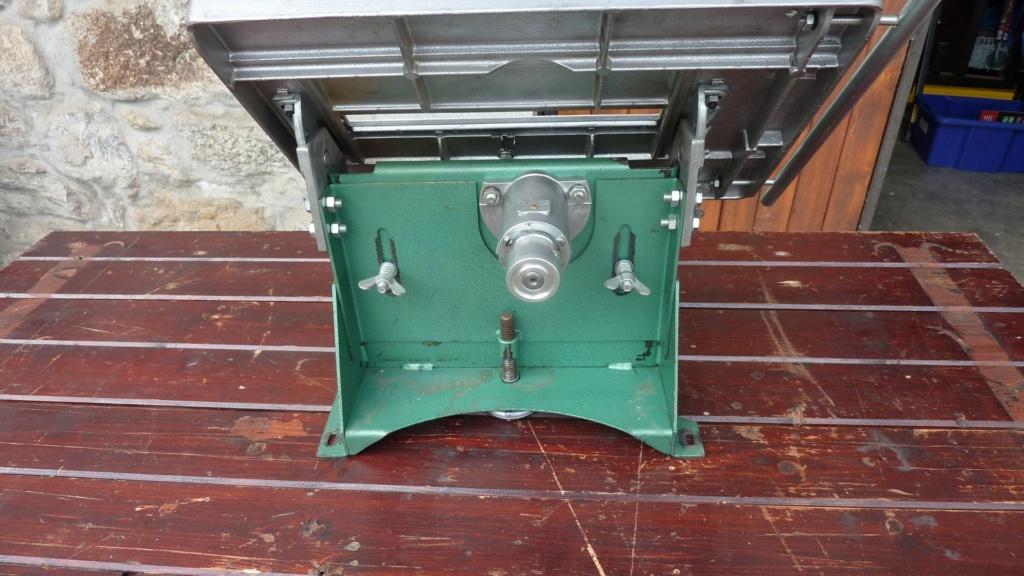 Remise en service Kity scie 611 P1130111