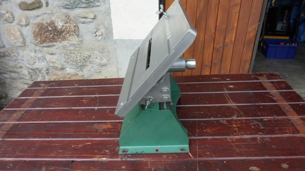 Remise en service Kity scie 611 P1130112