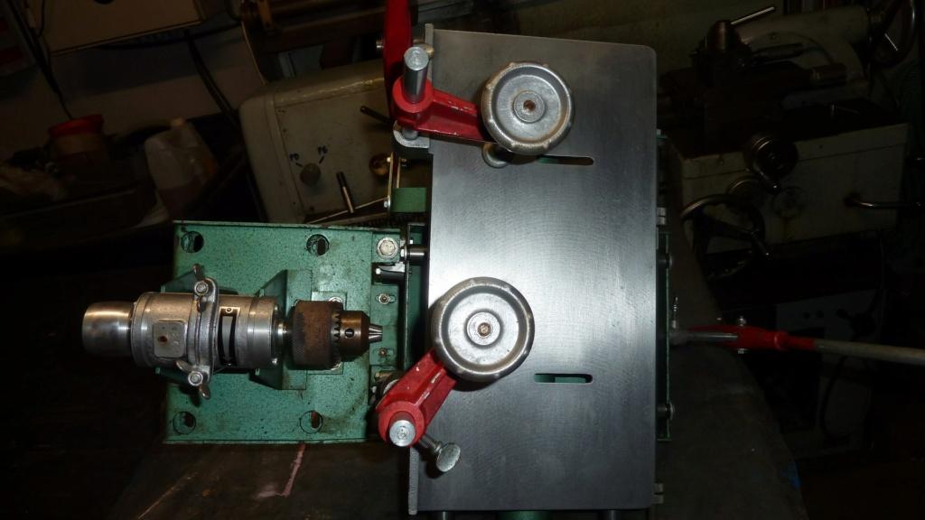 Remise en service tenonneuse Kity 652 P1130410