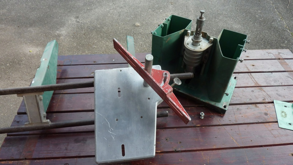 Remise en service Kity toupie 262 P1130616