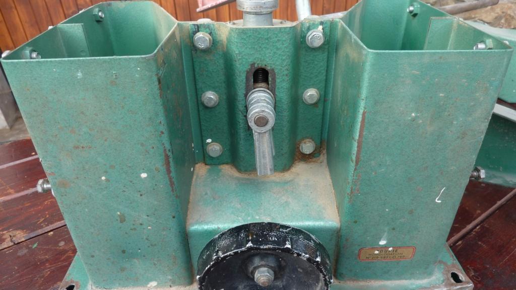 Remise en service Kity toupie 262 P1130617