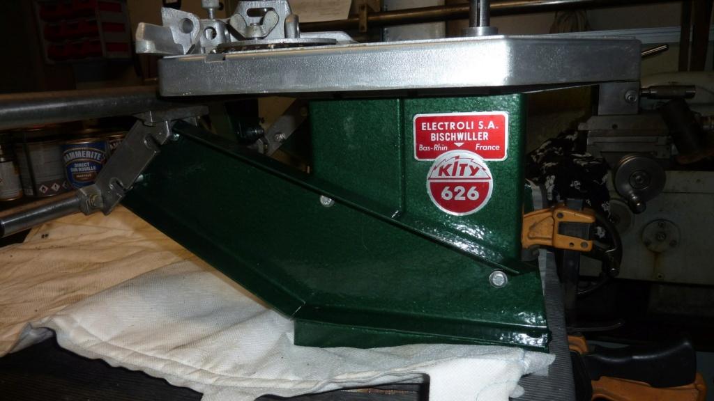 Remise en service Kity toupie 262 P1130619