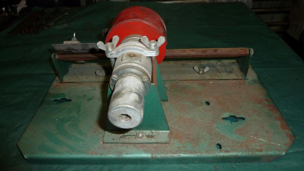 Remise en service affûteuse Kity P1140018