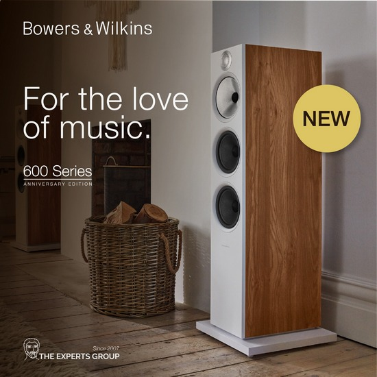B&W 600 Series Anniversary Edition - WhatHiFi 5-star 600s2t10