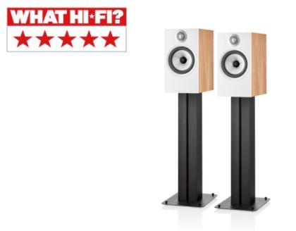 B&W 600 Series Anniversary Edition - WhatHiFi 5-star 606s2w10