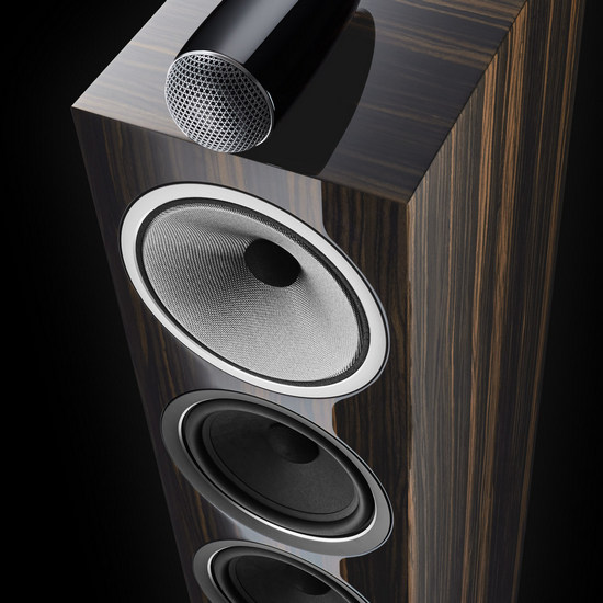 Bowers & Wilkins 702 Signature - Crafted. Honed. Perfected. 702sig12