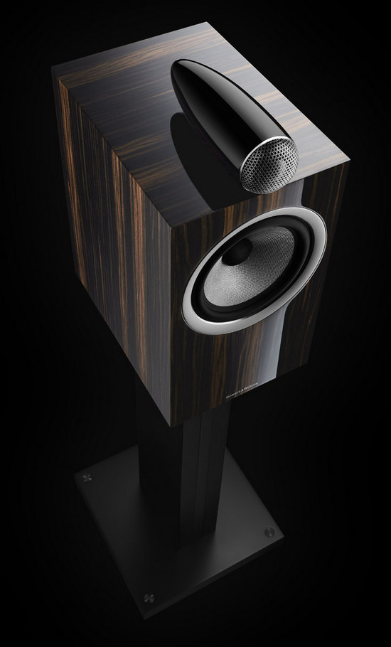 Bowers & Wilkins 705 Signature - Crafted. Honed. Perfected. 705sig10