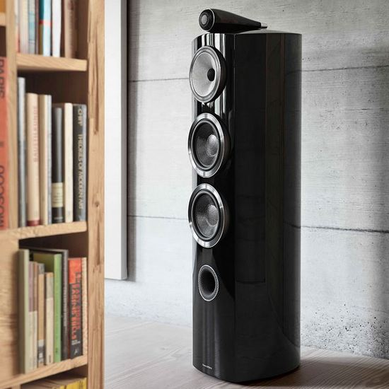 Bowers & Wilkins 804 D3 - Incredible acoustic transparancy 80410